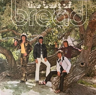 Bread - The Best Of Bread (LP) (VG-/VG-)